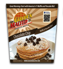 Golden Malted Chocolate Chip Waffle Mix